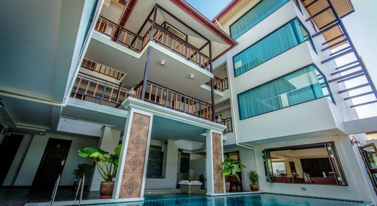 Booking.com: Goldenbell Hotel Chiangmai , Чиангмай, Таиланд - 1269 Отзывы гостей . Забронируйте отель прямо сейчас!