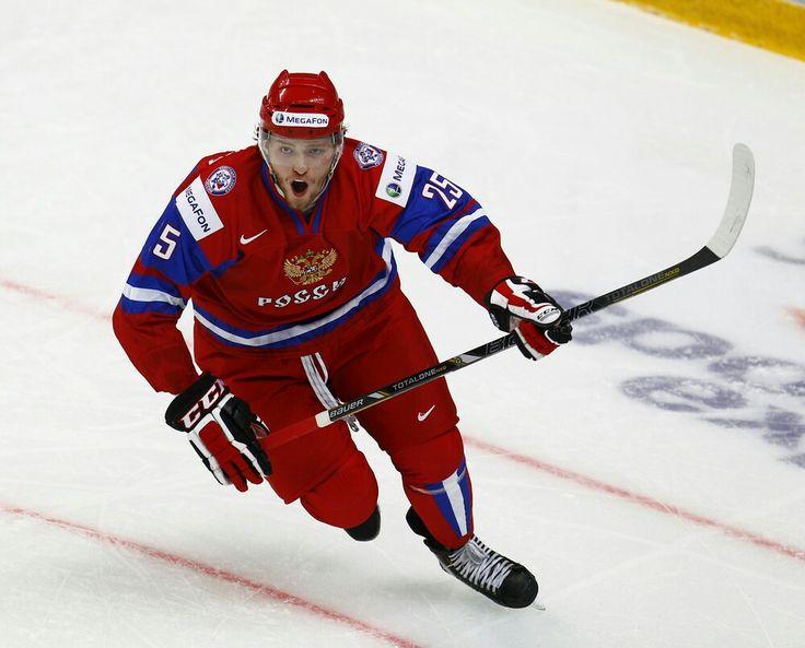 100%™ Mikhail Grigorenko (Moscow CSKA)   Russian Red Machine