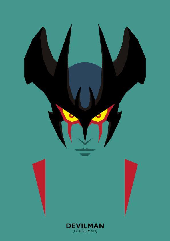 Devilman (Debiruman) by IlPizza on DeviantArt