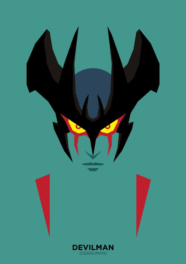 Devilman (Debiruman) by IlPizza on DeviantArt