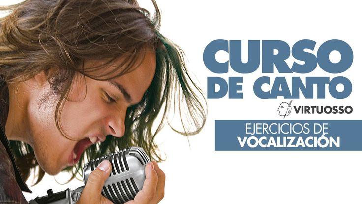 Ejercicios de vocalizacion
