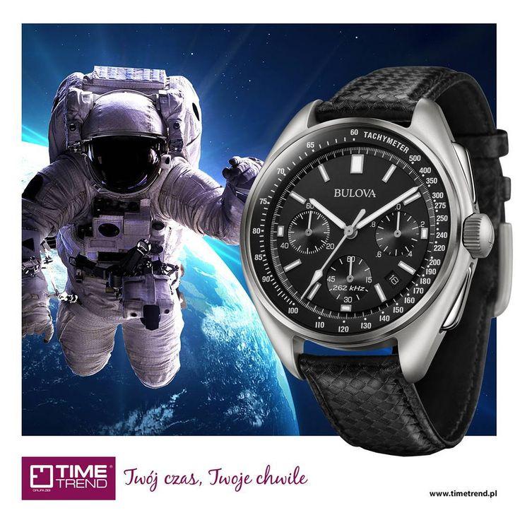 Bulova Moonwatch już wkrótce. Tylko w Time Trend.  Chcesz dowiedzieć się wiecej o historii zegarka z Księżyca? Wejdź na www.timetrend.pl/moonwatch  #bulova #moonwatch #timetrend #zegarekzksiezyca #zegarek #zegarki #historia #apollo15 #nasa #chronograph #kosmos #uhf #limit #kolekcja