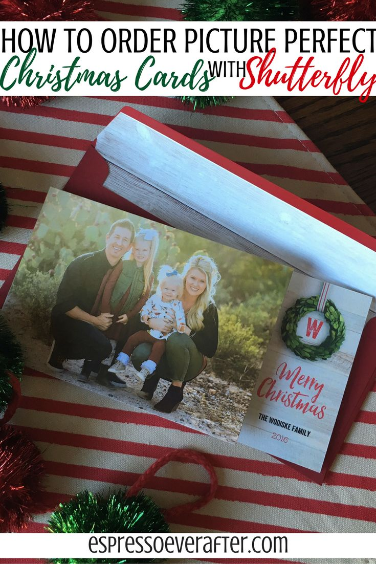 How To Order Picture Perfect Christmas Cards | Featuring Shutterfly - Christmas Cards - holiday cards - family photos - personalized cards - shutterfly - postage stamps - address labels - envelope seals