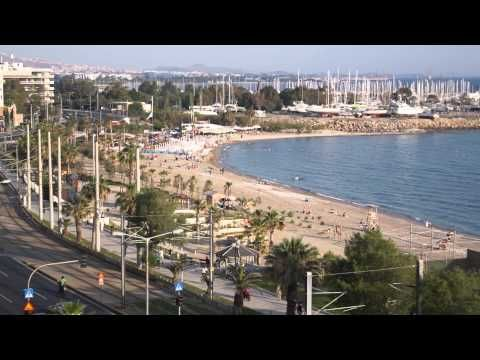 Palaio Faliro #AthensCoast #Athens #Greece #beach #marina