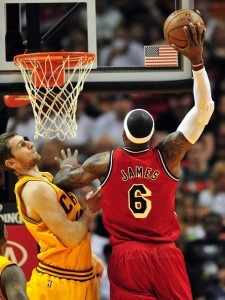 Watch Miami Heat @ Cleaveland Cavaliers 032013 http://3pts.org/miami-heat-cleaveland-cavaliers-0320/ #Basketball #NBA #LebronJames