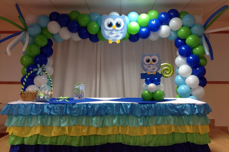 2151 best balloon arches canopies images on pinterest - Decoracion con buhos ...
