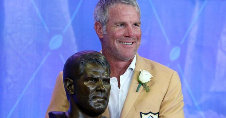 Football is a dangerous game. Brett Favre knows all about that with Repetitive Concussion Syndrome. 525 lifetime hits - and he played thru 'em all. And we urged them ALL to do it in our blood thirst for the sport.
