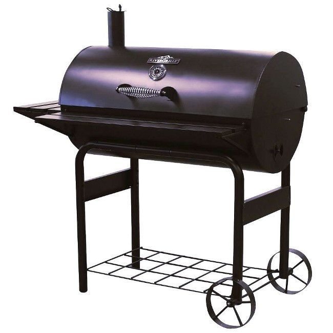 Large Charcoal Grill Portable BBQ Grilling Smoker Outdoor Patio Barbecue Cooking #charcoalgrill #bbqgrill #largegrill