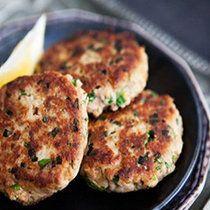 Super lekkere en gezonde tonijnburgers!