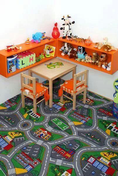 Para el cuarto de los niños