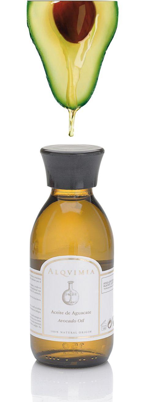 Olejek Awokado doskonały dla cer suchych, podrażnionych i wrażliwych