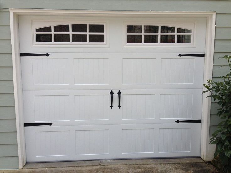 Best 25 Garage Door Decorative Hardware Ideas On