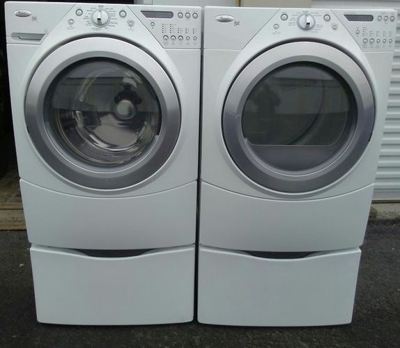 Whirlpool Duet Ht Washer And Electric Dryer Set Electric Dryers