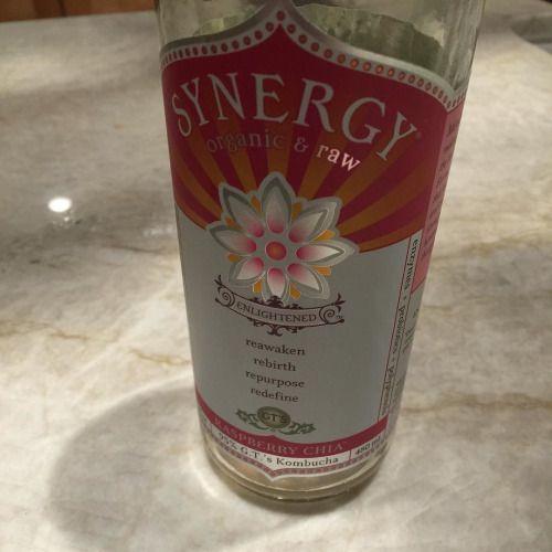 http://ift.tt/1Pf5Rvi   Mmm my favorite organic kombucha raspberry chia synergy organic & Raw  #synergy #organic#raw   Also check out  http://kombuchaguru.com    http://kombuchaguru.tumblr.com/post/132765987995   Also check out: http://kombuchaguru.com