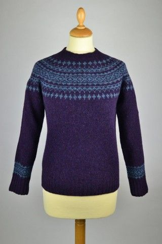 31 best Fair isle images on Pinterest | Ponchos, Cardigans and ...