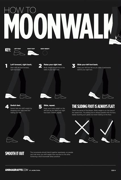 Moonwalk einfach und schnell lernen   DEBESTE.de, Lustige Bilder, Sprüche, Witze und Videos