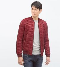 ZARA Man BNWT Red Black Blue Quilted Bomber Jacket Coat S M L XL XXL 0706/304  $93.66    End Date:  May-24 11:41   Buy It Now for only: US $93.66  Buy it now       http://bayfeeds.com/ebayitem.php?i=182002965547&u=3464&f=3228