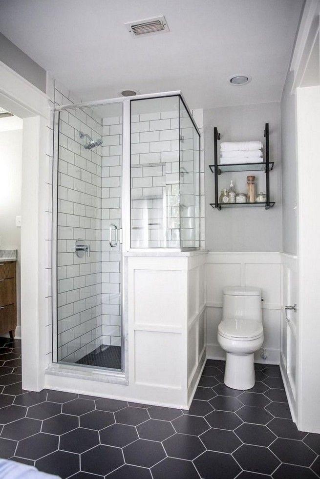 Small Bath Ideas Home Decor On Budget Small Master Bathroom Budget Makeover Bathroom Decorating Til Simple Bathroom Bathroom Design Small Bathroom Makeover