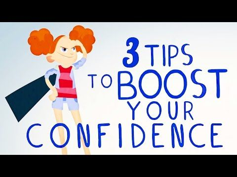 3 tips to boost your confidence - TED-Ed - YouTube
