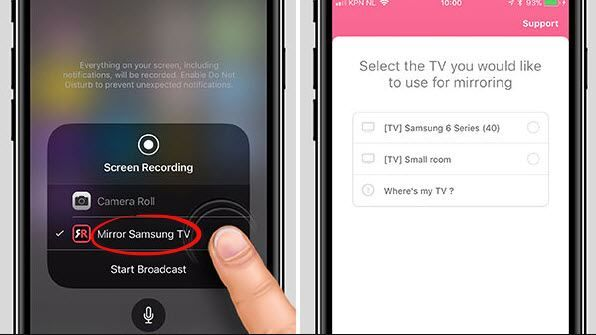 Free Iphone Mirroring App, How Do I Mirror My Iphone 11 To Samsung Tv