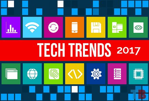 Top Upcoming Technology Trends for 2017