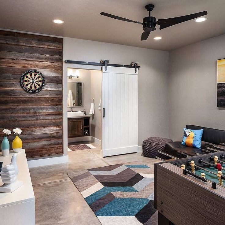 Small Finished Basement Ideas: 334 Best Small Basement Ideas Images On Pinterest