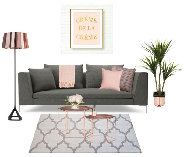 Trending: Copper & Blush – Modern Designer Furniture and Sofas