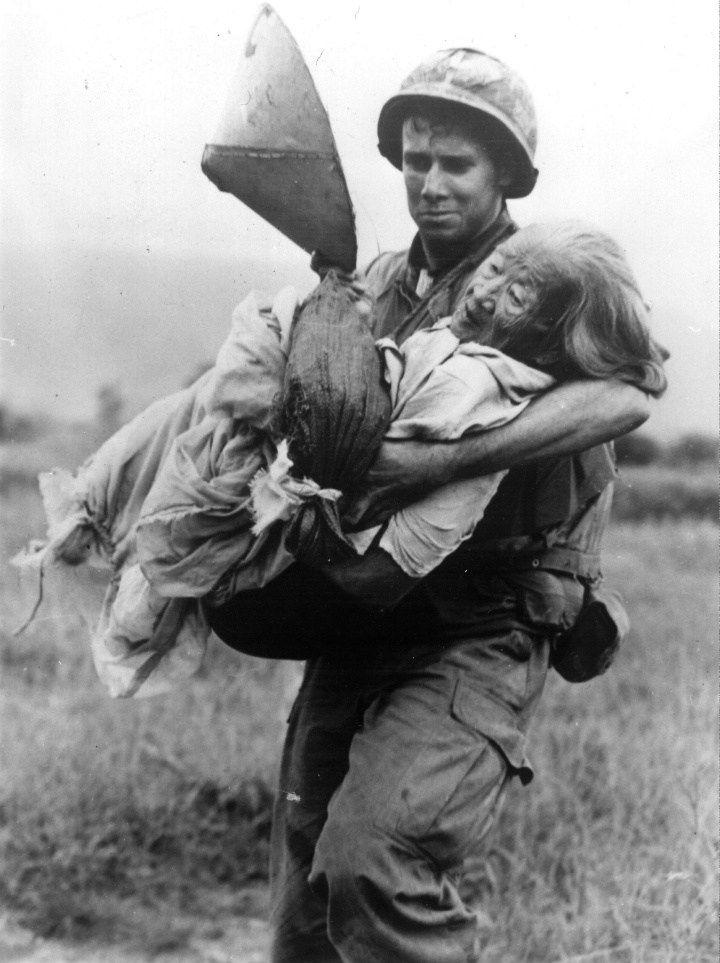 Vietnam War Rare Photos