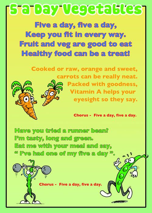 Image result for poem on healthy food in english | SAFETY ...