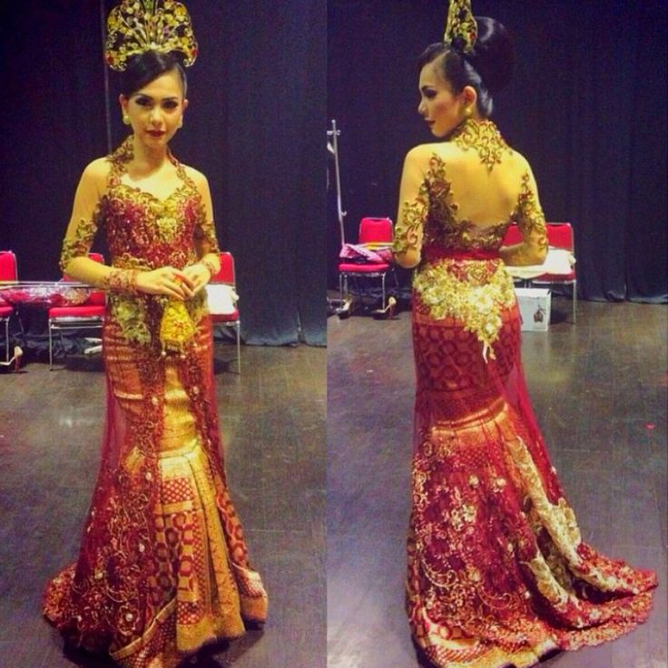 Kebaya and Songket by VG