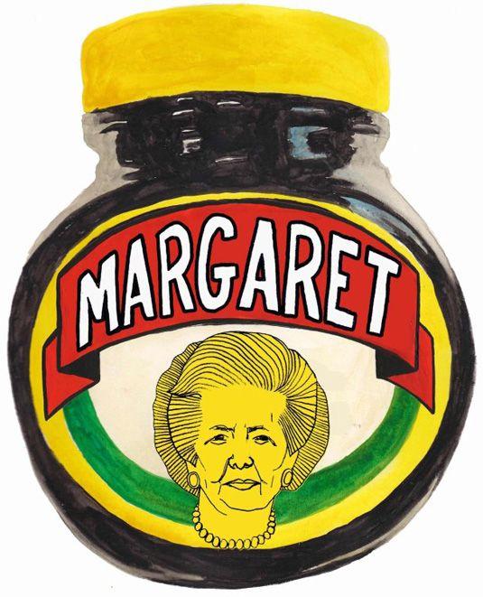 Margaret Marmite