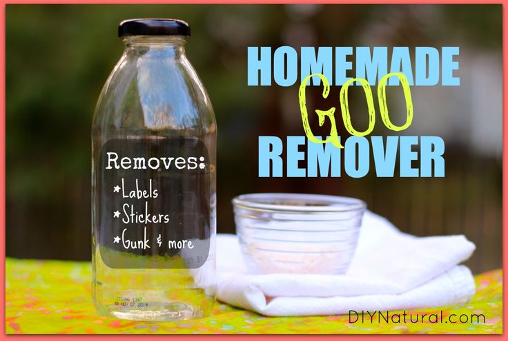 This adhesive remover recipe is a natural homemade goo gone that delivers the same results without all the harsh chemical additives. Use with confidence.