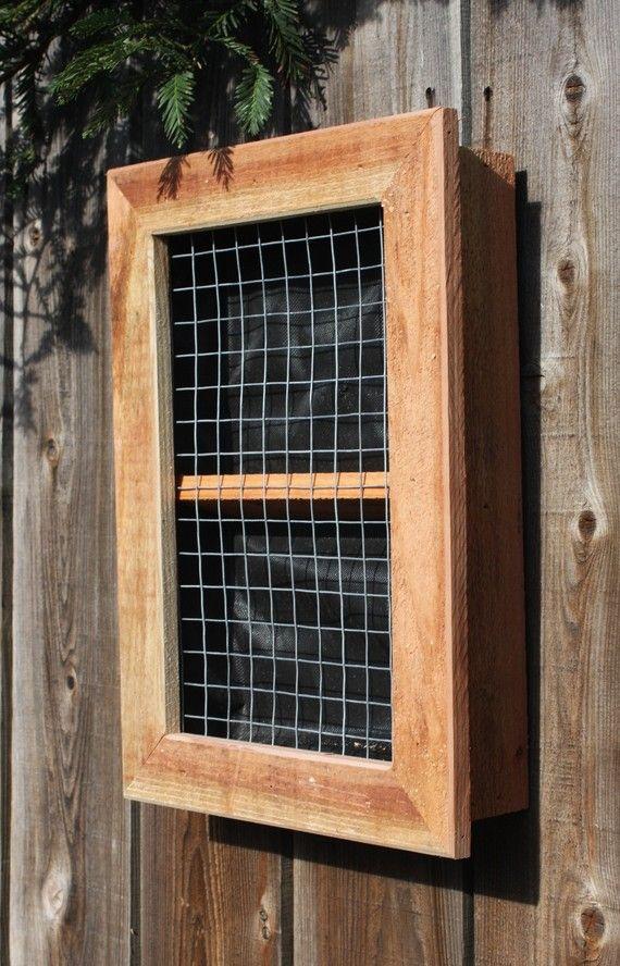 17 best images about diy pots planters window boxes on for Vertical planter boxes
