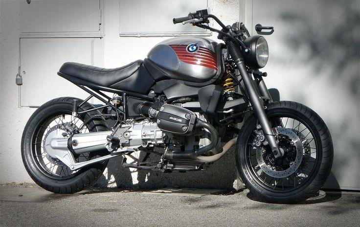 RocketGarage Cafe Racer: BMW R1100 by Cafe Racer Dreams