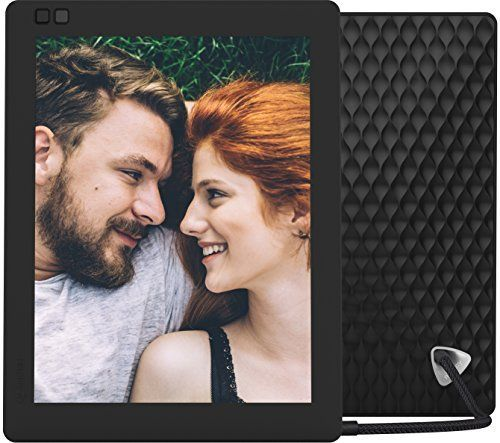 Introducing Nixplay Seed 10 WiFi Digital Photo Frame  Black. Great Product and follow us to get more updates!