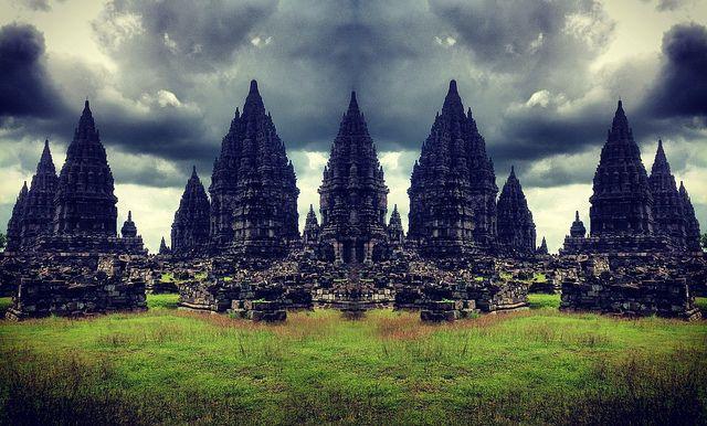 Prambanan temple ,Yogyakarta. Indonesia