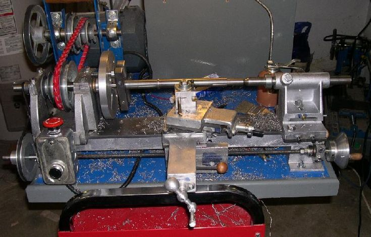 Turning Between Centres on Gingery Lathe