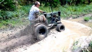 Off Road Lawn Mower Jamboree Pt.3 Deep Mud Run  YouTube