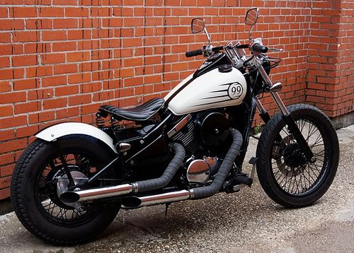 vulcan 800 bobber motorcycles pinterest collars. Black Bedroom Furniture Sets. Home Design Ideas