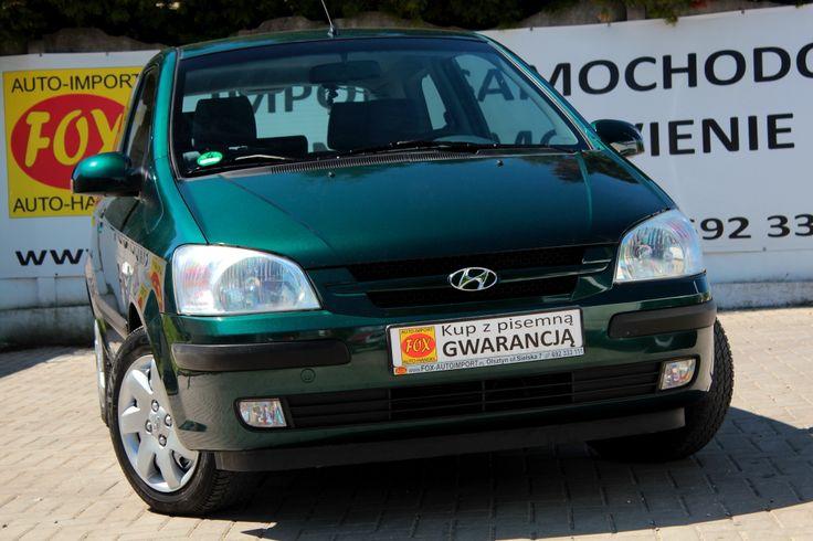 Hyundai Getz 1.3 80KM