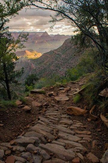 Grandview Trail ~ Grand Canyon, AZ