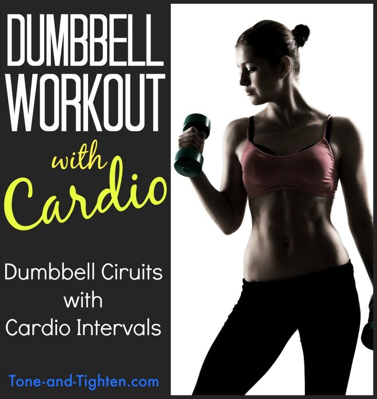 Take your results to the next level by incorporating strength training with cardio intervals. Find out how on Tone-and-Tighten.com