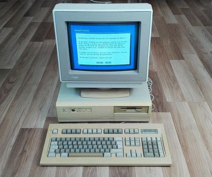 Commodore SL 286-16