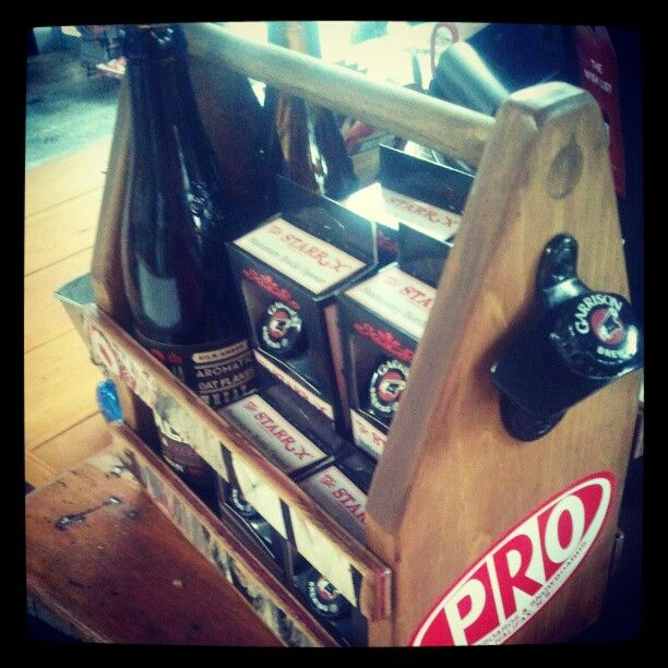Skate Board Swag + Beer Swag = <3