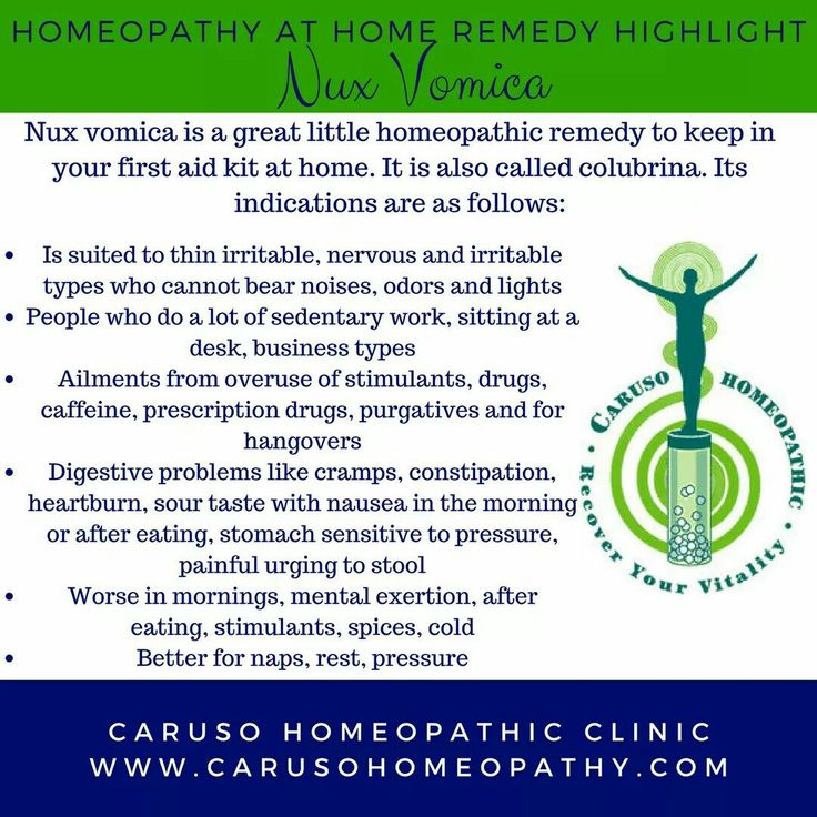 what is nux vomica but a remedy for your homeopathic first aid kit. #whatisnuxvomica #homeopathy #guelphhomeopath #carusohomeopathicclinic