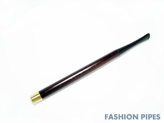 """Audrey Hepburn Fashion Long Cigarette Holder. Hand Carved LONG 6.7""""/170mm Fits Regular Cigarettes.  The Best Price Offer"""