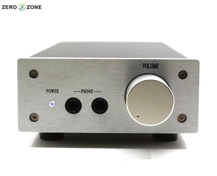 136.00$  Buy here - http://aliffv.worldwells.pw/go.php?t=32553534599 - 2015 NEW HIFI-STORE ZEROZONE Finished LM Class A Headphone amplifier clone Lehmann amp L1511-18 136.00$