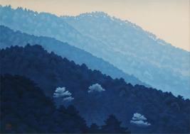「曙」比叡山