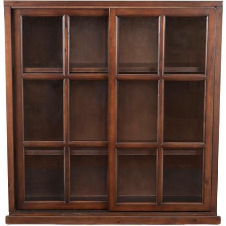 Swayzee Sliding Doors Dark Wood Bookcase - Best 10+ Dark Wood Bookcase Ideas On Pinterest Fireplace Built