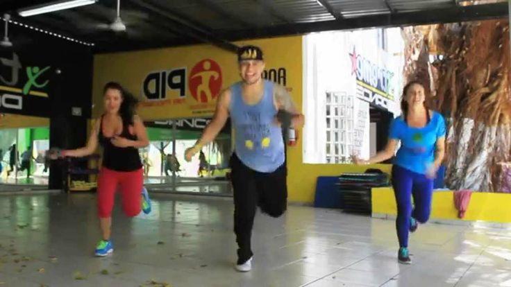 Zumba william villaseñor ft dj laz samba party choreo